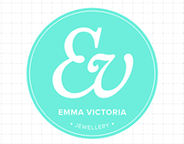 Emma Victoria Jewellery Branding - Australia