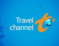 Travel Channel - Motion Graphics & Logo Animation