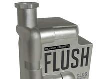 Flush Clog Remover Packaging