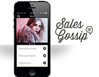 Sales Gossip Application