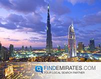FindEmirates.com-Website design