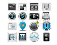 Icon Assets for Website