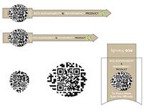 Haikure QR Code Bracelet