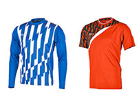 Pattern Design - Football Jersey