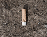 Death of a Cigarette