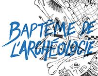 Baptême de l'archéologie