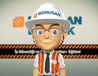 Borusan Work Safety Movie