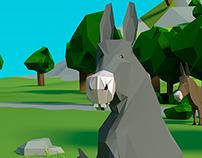 Okie Donkey!