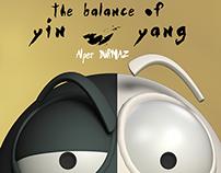 The Balance Of Yin-Yang (short animation)