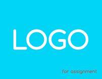 Logo for an assignment