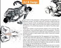 Magazine Art Page