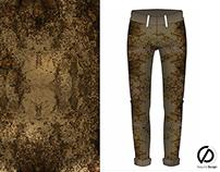Print on Pants