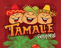 Tamale Festival Flyer Template