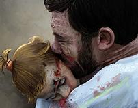 """Final farewell """" Gaza """""""