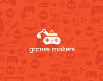 Games Makers - Branding & Identity
