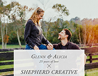 Glenn & Alicia