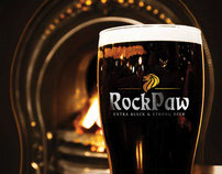 RockPaw (Dark Beer) ad