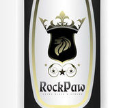 RockPaw bottle design