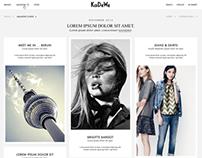 KaDeWe - Online Shop