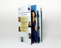 Fashion brochure university project for matchesfashion