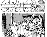 Sequential Art Comic Pages