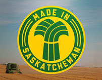 Made in Saskatchewan Logo
