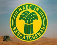 Made in Saskatchewan Logo