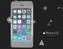 Iphone 5S - 3D Modelling