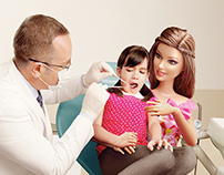 Barbie - More than just a Toy, Dentist