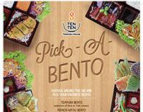 Pick-A-Bento