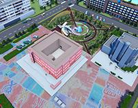 Final Concept of Izhevsk City Hall (with ARGO)