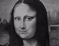 Replic Mona Lisa