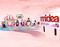 m:idea Website Illustrations