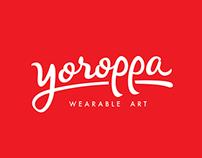 Yoroppa: Rebranding + Website