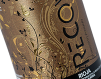 GIL BERZAL · Recoveco | New Wine Labels