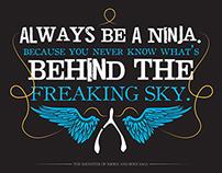 Always Be a Ninja