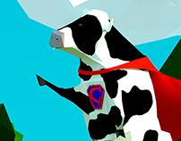 Cow Pow!