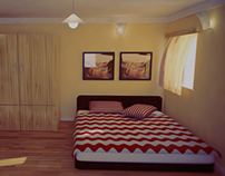 Interior Render - My Room