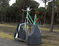 Bicicletero JANUS