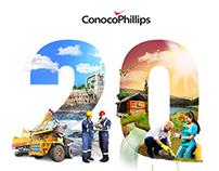 ConocoPhilips 2015 calendar