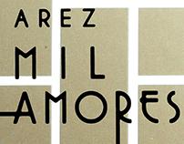 Arez - Mil Amores