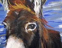 Ciuchino - donkey