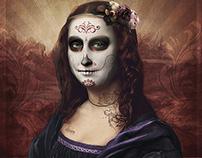 Monalisa - Dia de Los Muertos