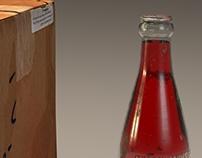 3D Texture - Glass, Label, Dirt, Liquid, Caustics