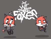 We are foxes