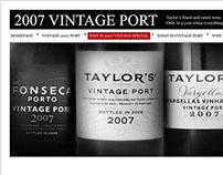 2007 Vintage Port