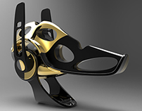 Anubis, social humanoid robot 2013