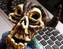 Skull from the Scarlovs