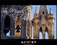 Web site - SAN MIGUEL -