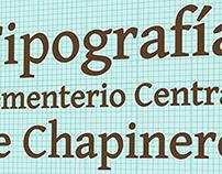 Infografía Proceso Tipográfico